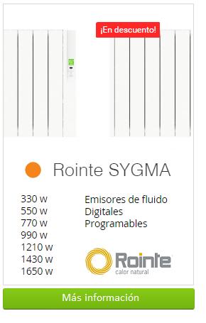 Radiadores el ctricos y emisores t rmicos de bajo consumo - Termos electricos bajo consumo ...