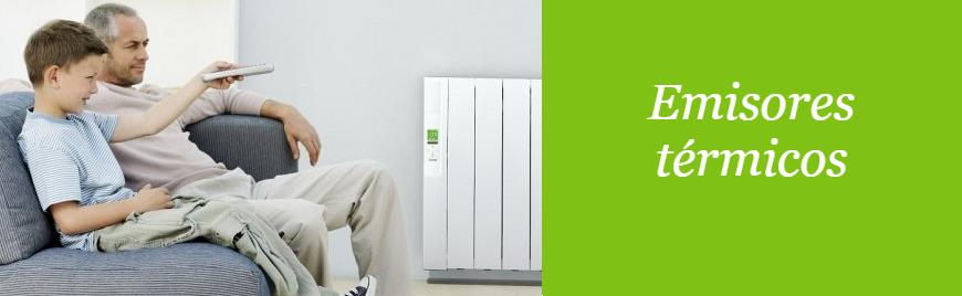 Radiadores el ctricos y emisores t rmicos de bajo consumo - Consumo emisores termicos ...