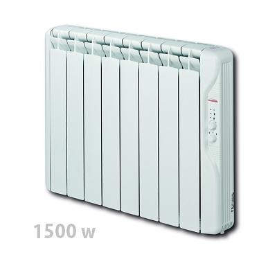 1500 w RFP. Emisor térmico Elnur Gabarrón series RF