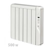 500 w RXE. Emisor térmico Elnur Gabarrón series RKSL