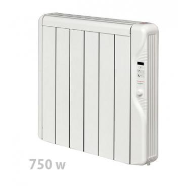 750 w RXE plus. Emisor térmico Elnur Gabarrón series RX