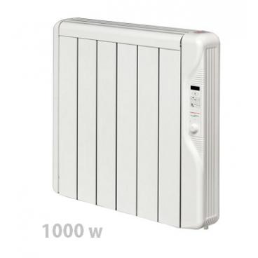 1000 w RXE plus. Emisor térmico Elnur Gabarrón series RX