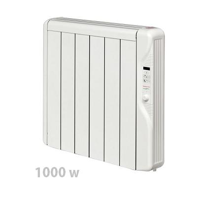 1250 w RXE plus. Emisor térmico Elnur Gabarrón series RX