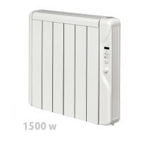 1500 w RXE. Emisor térmico Elnur Gabarrón series RX