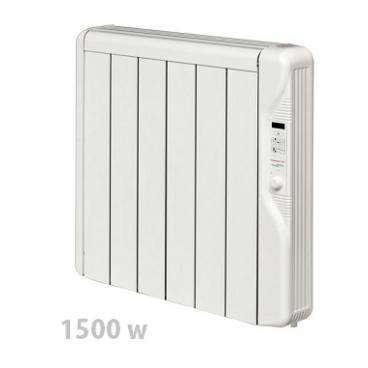 1500 w RXE plus. Emisor térmico Elnur Gabarrón series RX