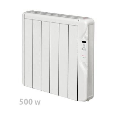 500 w RXF. Emisor térmico Elnur Gabarrón series RX