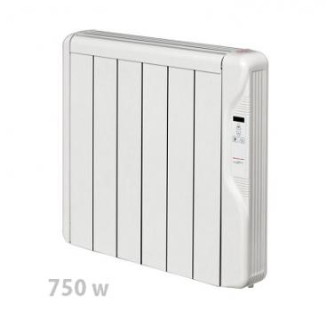 750 w RXF. Emisor térmico Elnur Gabarrón series RX