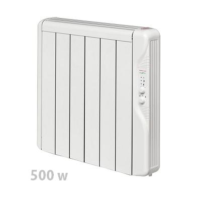 500 w RXP. Emisor térmico Elnur Gabarrón series RX