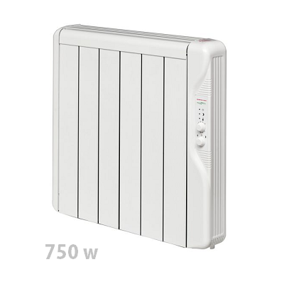 750 w RXP. Emisor térmico Elnur Gabarrón series RX
