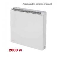 H8 AX-208 Acumulador estático manual Elnur Gabarrón 2000 w