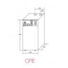 CPE24 Caldera electro-mecánica de alta potencia
