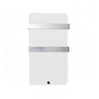 XTAL4B Toallero eléctricode bajo consumo y diseño de cristal HAVERLAND