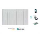 1250 w iEM 3G WIFI Ducasa. Emisor térmico domótico de bajo consumo 10 elementos