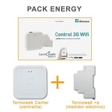 ENERGY - Pack de control emisores iEM EG WIFI de DUCASA.
