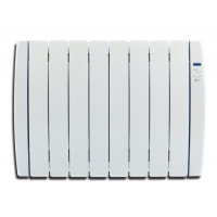 1000w RC 8 TT Emisor térmico Haverland  de bajo consumo