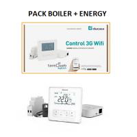 BOILER + ENERGY- Kit DUCASA para control de control para calefacción a gas ( Calderas )