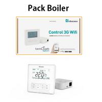 BOILER - Kit DUCASA para control de control para calefacción a gas ( Calderas )