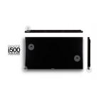 i500 negro. Emisor térmico Newatt de bajo consumo 500 -1100w