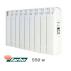 550 w Xana Plus Emisor térmico de muy bajo consumo Farho 5 elementos