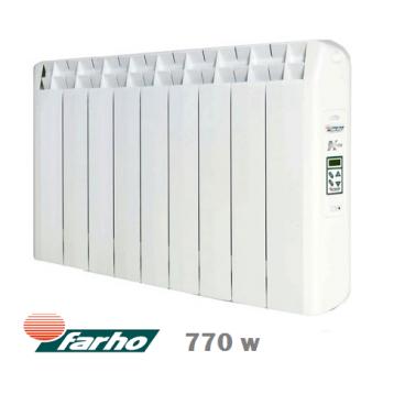 LST - 770 w Xana Plus Emisor térmico de bajo consumo Farho 7 elementos