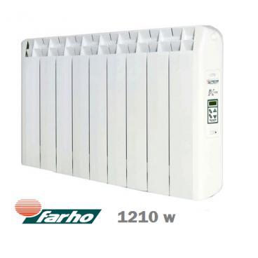 LST 1210 w Xana Plus Emisor térmico de bajo consumo Farho 11 elementos