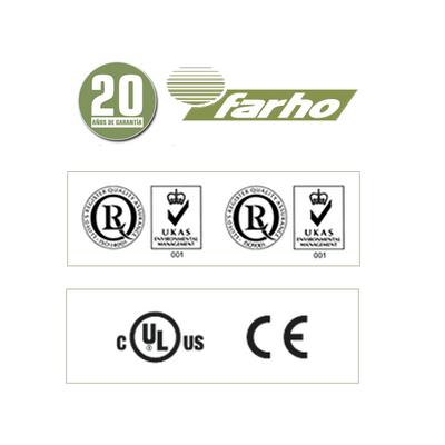 Radiadores farho serie lpd - Emisor termico consumo ...
