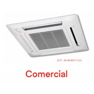 ABY 63 UIs-AV Aire acondicionado Casette Comercial Fujitsu 3NGF6016k