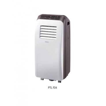 PTL F24 Aire acondicionado portátil Ducasa Ref: 0.726.451