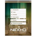 CL Nexho. Control de la gestión de la calefacción Nexho