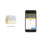 500w cuadrado. Radiador Climastar Avant Wifi de bajo consumo