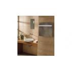 800w.cuadrado toallero Climastar Avant Touch barras acero inox