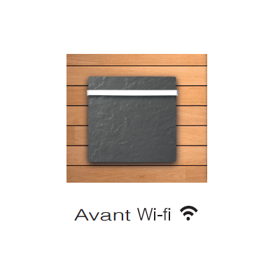 500w.cuadrado toallero Climastar Sillicium Wifi