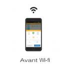 130w vertical. Radiador Climastar Avant Wifi de bajo consumo