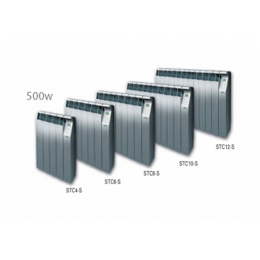 500 w Silver emisor térmico Ecotermi TOUCH CONTROL