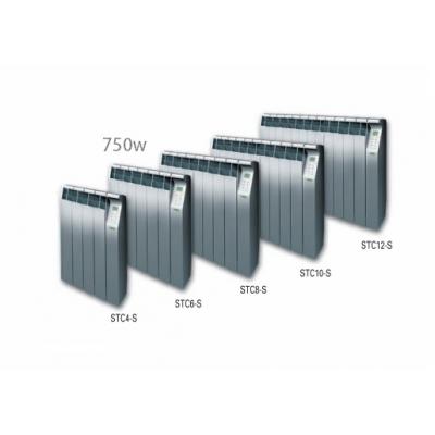 750 w Silver emisor térmico Ecotermi TOUCH CONTROL