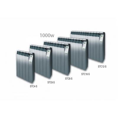 1000 w Silver emisor térmico Ecotermi TOUCH CONTROL