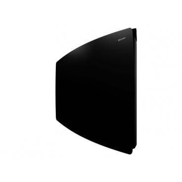 750 w Vitro 3G WIFI Ducasa acabado black. Emisor térmico domótico