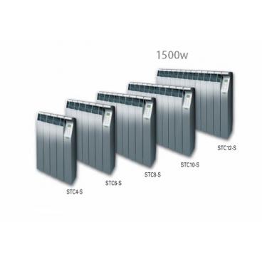 1500 w Silver emisor térmico Ecotermi TOUCH CONTROL