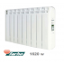 1650 w Xana Plus Emisor térmico de muy bajo consumo Farho 15 elementos