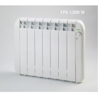 1200w TPA. Emisores térmicos Ecotermi serie TPA