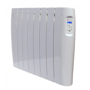 1000 w RC 8 M Emisor térmico Haverland de bajo consumo
