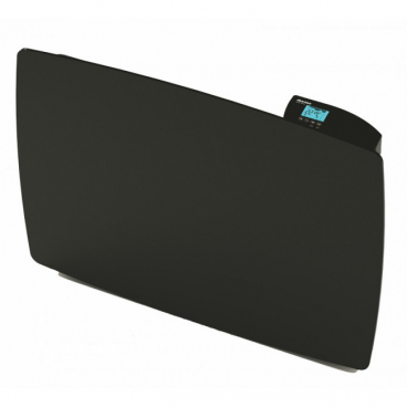 1200 w Thin Mineral 3G WIFI Negro Ducasa. Emisor térmico Ducasa de bajo consumo