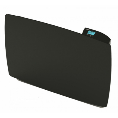 1600 w Thin Mineral 3G WIFI Negro Ducasa. Emisor térmico Ducasa de bajo consumo