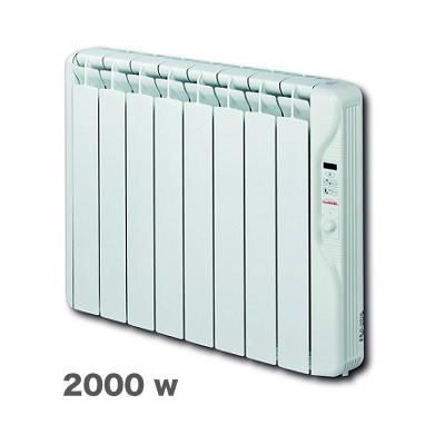 2000w RFE plus. Emisor térmico Elnur Gabarrón series