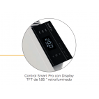 800w vertical. Radiador Climastar Smart Classic Ref:CL08VES