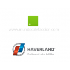 500 w RCES Radiador Haverland de bajo consumo