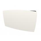 1200 w Thin Mineral 3G WIFI blanco Ducasa. Emisor térmico Ducasa de bajo consumo