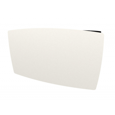 1600 w Thin Mineral 3G WIFI blanco Ducasa. Emisor térmico Ducasa de bajo consumo