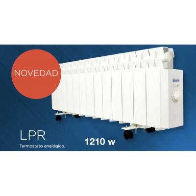 LPR-111 1210w Emisor térmico Farho de perfil bajo con ruedas