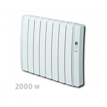 2000 w RKSHi. Emisor térmico Elnur Gabarrón series